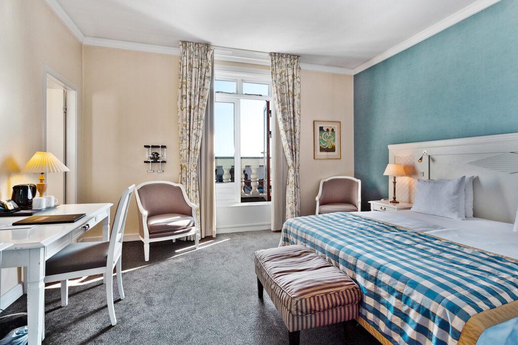 romantisk hotelværelse fra Plaza Hotel Copenhagen